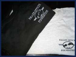 Fallen Officer Foundation T-Shirts